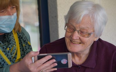 How Seniors Can Use Technology To Connect With Loved Ones